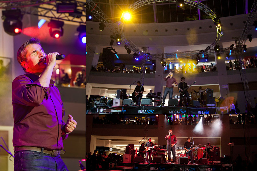 Holograf - lansare AFI Cotroceni - fotografie de eveniment
