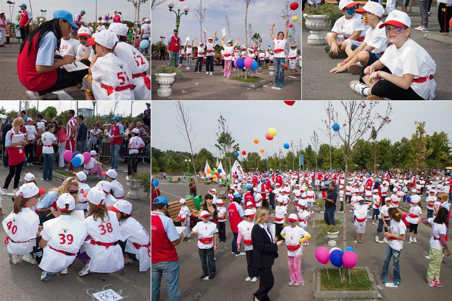 Kinder - Surpriza Toamnei - fotografie eveniment